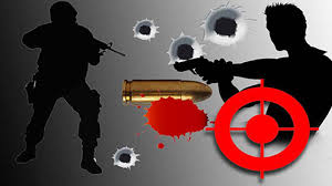 Youth killed in city 'gunfight'