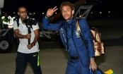 Focus on Neymar as Brazil arrive in Russia