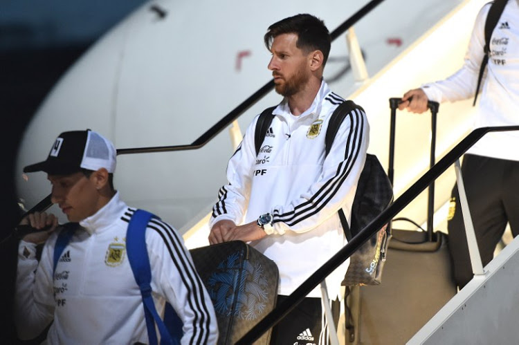 Argentina future depends on World Cup: Messi