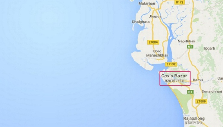 Two bodies recovered from Cox's Bazar Sea Beach