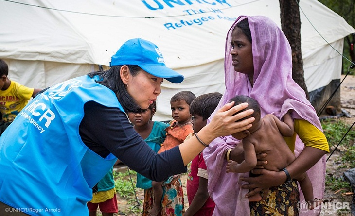 UNHCR urged to remain engaged with Myanmar for Rohingya repatriation
