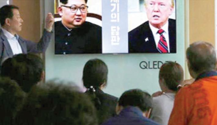 Singapore mud-sling: Trump vs Kim insults