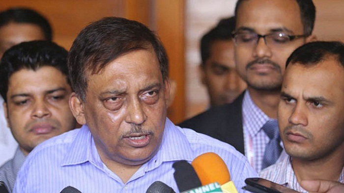 Khaleda Zia will be taken CMH if BNP wants: Home Minister