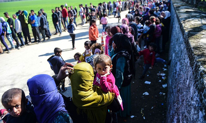 EU seeks to triple border, migration budget