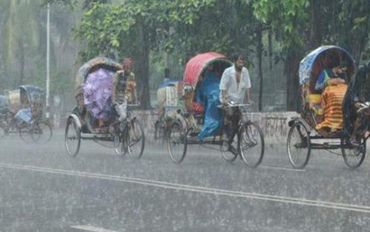 Heavy rainfall likely, signal 3 for maritime ports