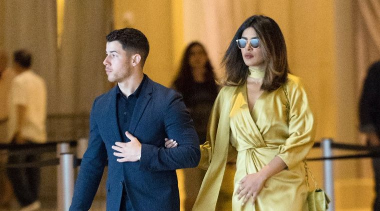 Priyanka Chopra attends Nick Jonas' cousin's wedding