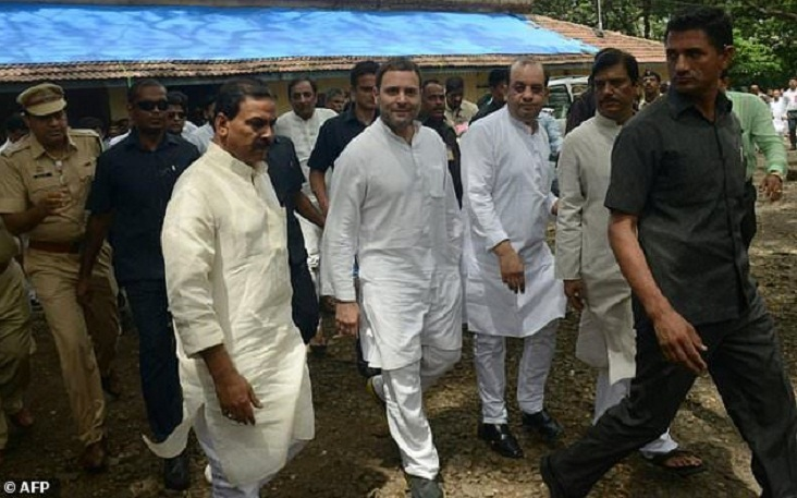 Rahul Gandhi vows to fight powerful Hindu group in court