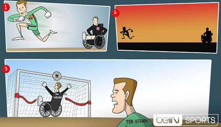 Manuel Neuer Still the Best Around: Maier