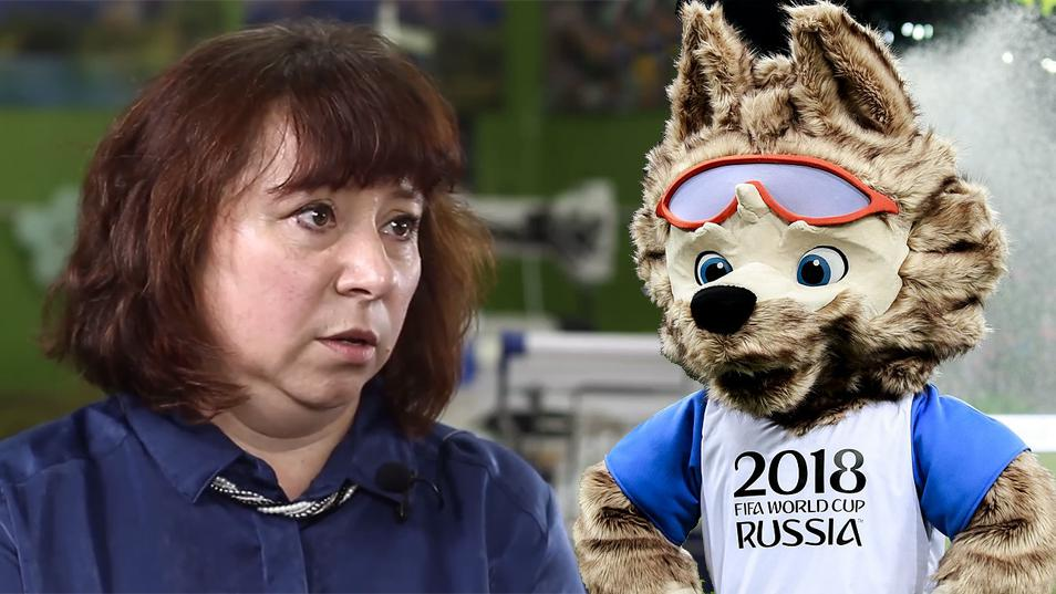 Cops arrest woman for making fake FIFA Mascot in sting operation