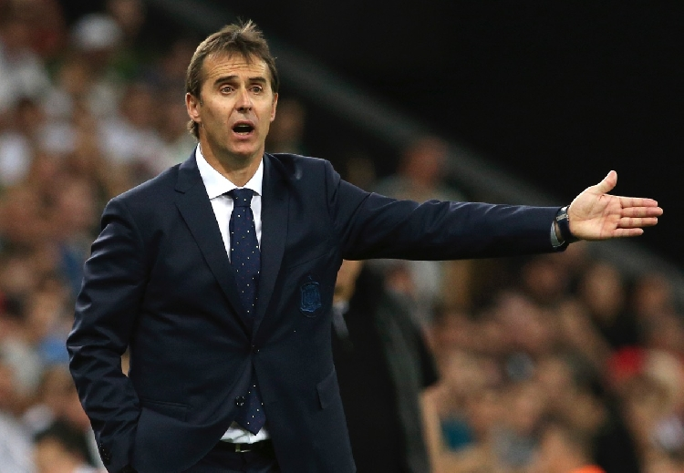 Spain coach Lopetegui to take Real job after World Cup