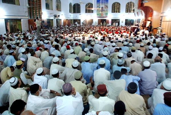 Lailatul Qadr observed