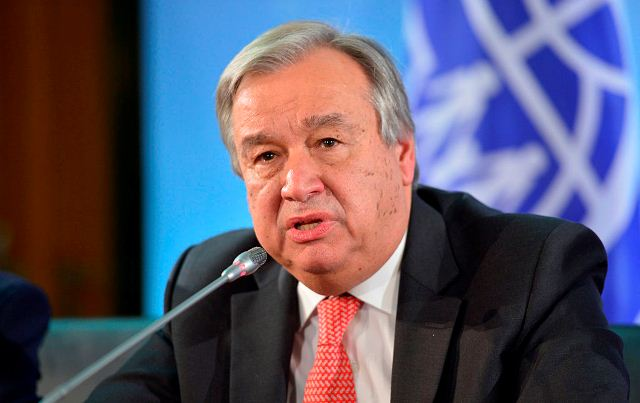Stand up for human rights for all: UN chief
