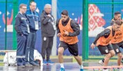 Uruguay stars want Salah fit for Egypt World Cup opener