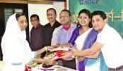 60 students get 'Swarna Kishori Network Foundation' scholarship