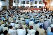 Lailatul Qadr observed