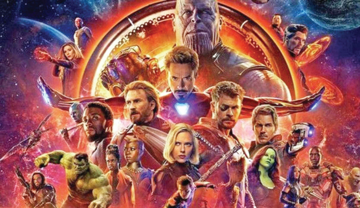 Avengers: Infinity War joins $2 billion box office club