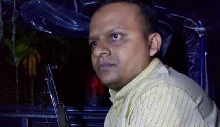 JCD president Rajib rearrested at jail gate