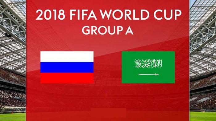 Preview: Russia v Saudi Arabia