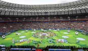 World Cup kicks off in Russia