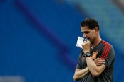 Shellshocked Spain face Portugal in early World Cup treat