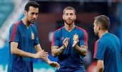 Shell-shocked Spain face Portugal in World Cup blockbuster