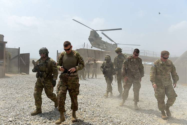 US military targets senior militant in Afghanistan