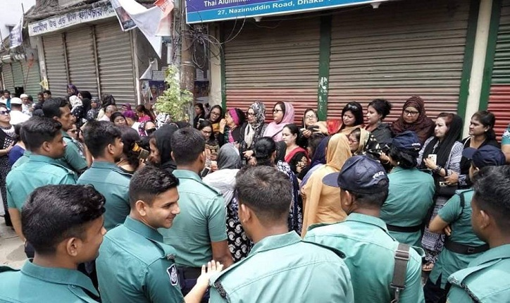 BNP leaders denied to meet Khaleda Zia at jail on Eid day