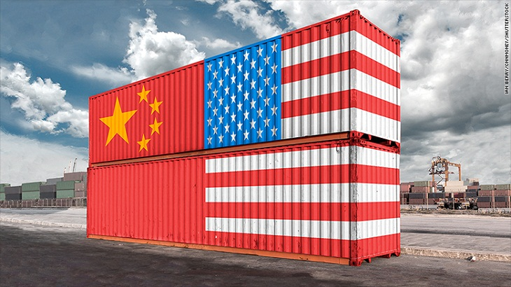 China hits back as US trade tensions threaten economy