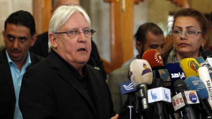 UN envoy in Yemen for emergency talks on Hodeida