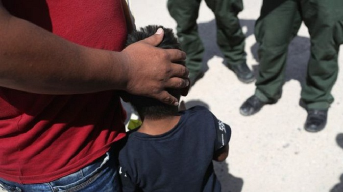 US separate 2,000 children in six weeks