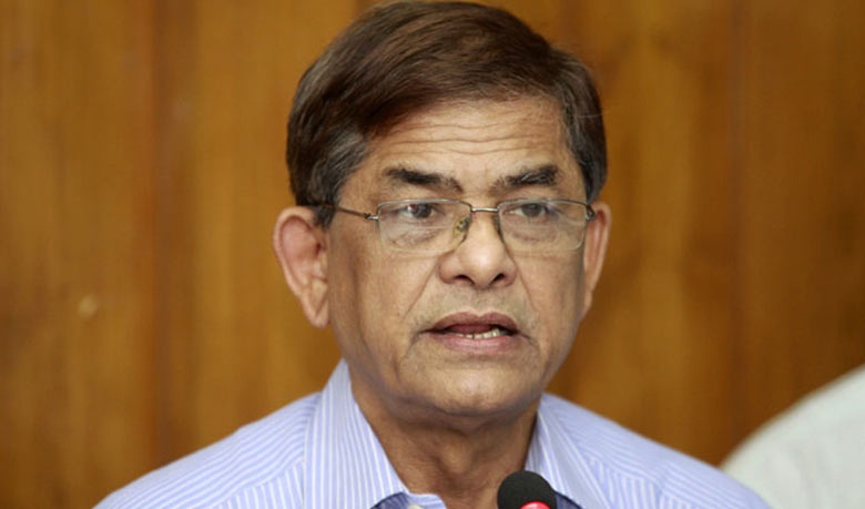 BNP to intensify movement to free Khaleda: Fakhrul