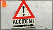 Eight killed in road crashes across country