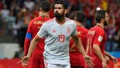 Costa finally making himself at home in Spain set-up