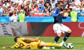 Video Assistant Referee system used for first time in World Cup history