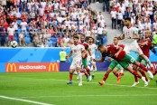 Suicide goal hands Iran late victory over Morocco