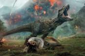 'Fallen Kingdom' caps 25 years of 'Jurassic' thrills