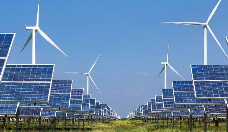 EU sets higher target for renewable energy by 2030