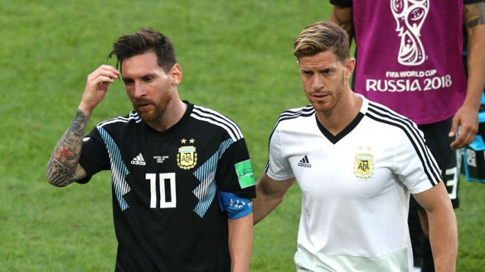 Messi not Maradona, he needs support: Crespo