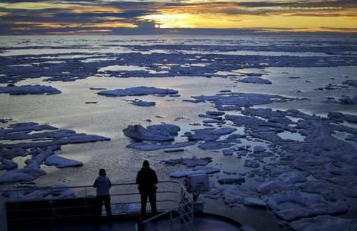 Global warming cooks up 'a different world' over 3 decades