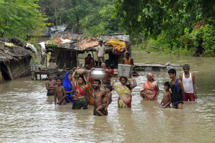 Floods in India's northeastern Assam claims 9 lives
