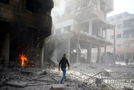 Syria strike toll rises to 52 pro-regime fighters, mostly Iraqi: Monitor