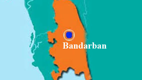 Marma girl found dead in Bandarban