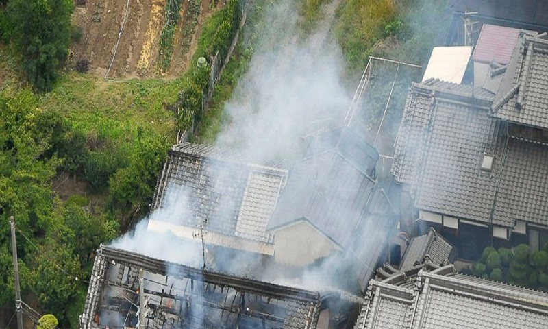 More than 90 injured in Japan's Osaka-area earthquake