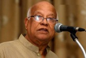 Ershad more eligible candidate than Khaleda in Sylhet, says Muhith