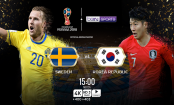 2018 FIFA World Cup: Sweden to face  South Korea today
