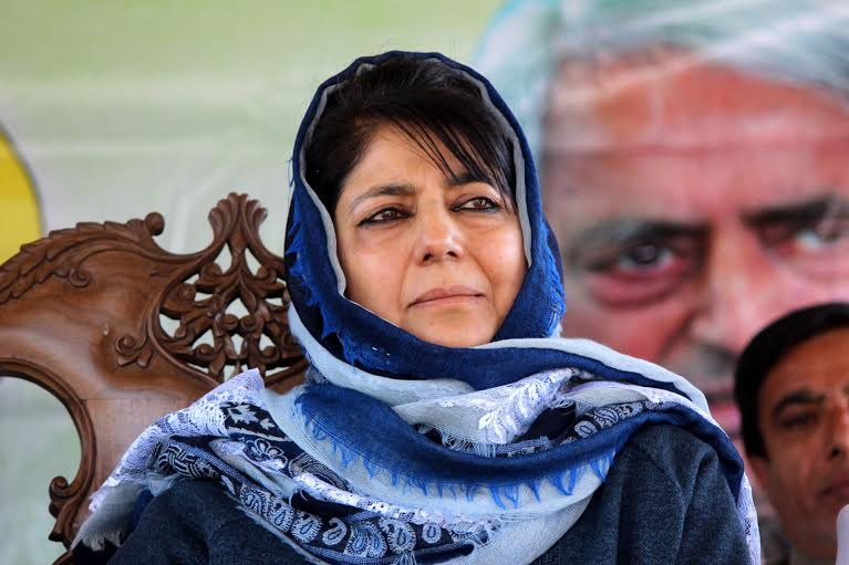 Jammu and Kashmir CM Mehbooba Mufti resigns after BJP exits alliance with PDP