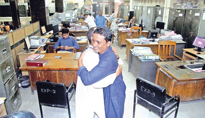 Offices resume after Eid holidays