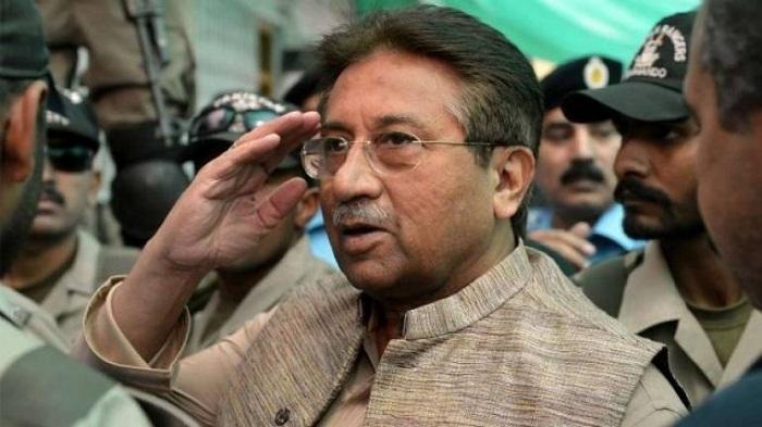 Pervez Musharraf's nomination rejected, barred from July polls