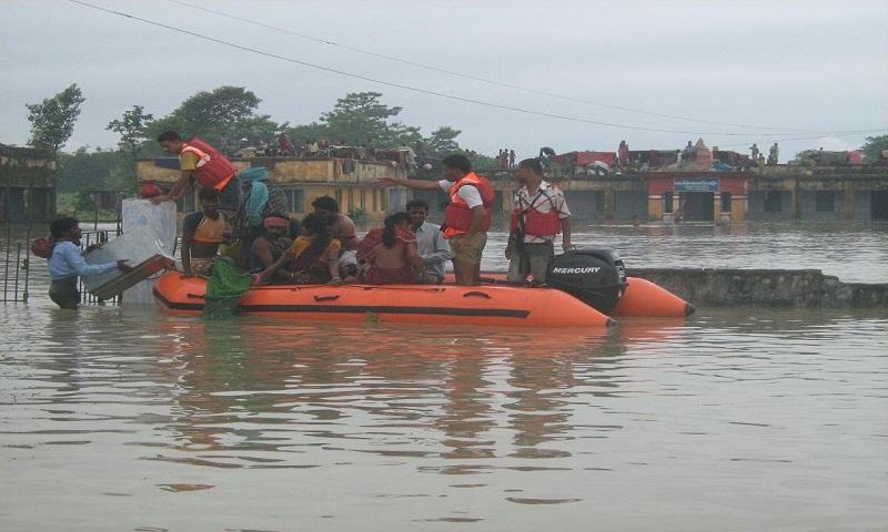 India's northeast flood death toll rises to 23