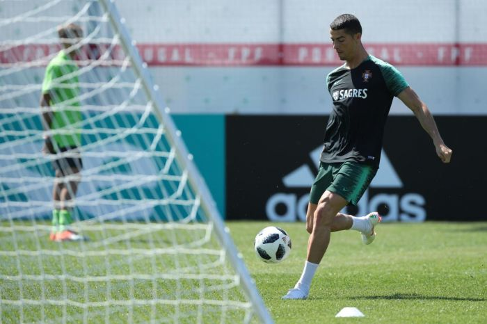 Ronaldo seeks encore against 'battle-hardened' Morocco